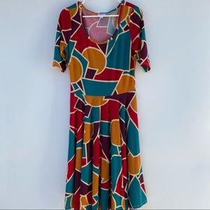 3/$20🌵LulaRoe women's dress size M